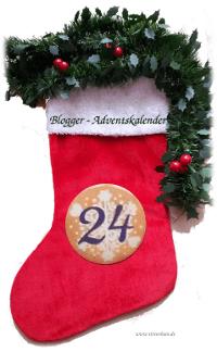 Blogger Adventskalender Türchen 24