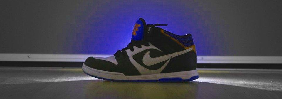 How I Know God Exists – Blue Tennis Shoe