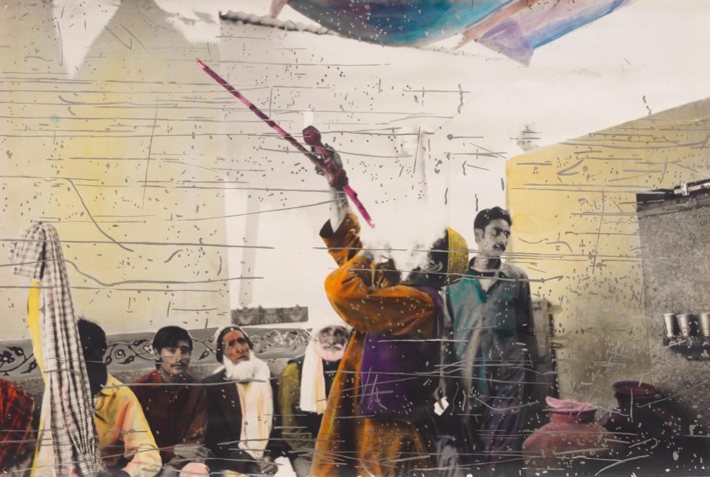 Sigmar Polke Quetta, Pakistan 1974