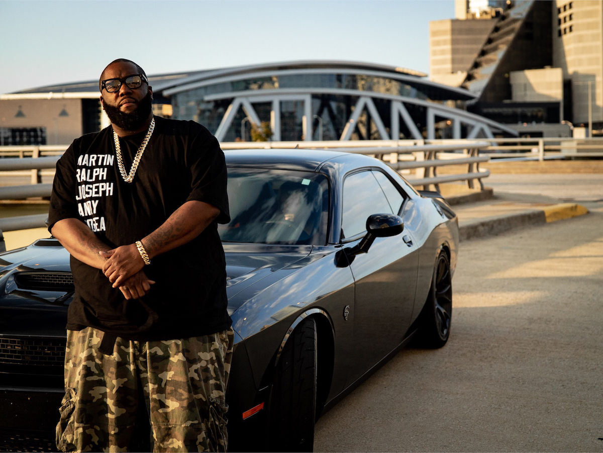Rapper Killer Mike / Photo courtesy the High Museum of Art.