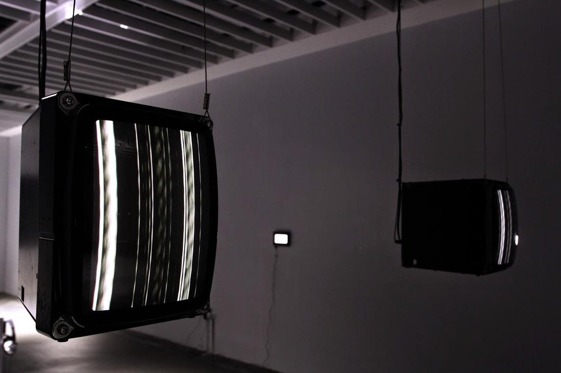 《Seeing Sound 聲影 》喇叭、電視機 Speaker, TV , 31×25×26 cm, Editions of 3, 2014 fujui-wang-seeing-sound-02-s_orig