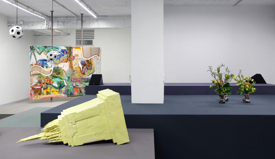 就在藝術十年,總監林珮鈺 Peggy Lin:「我們和藝術家一起用十年,做了這些冷靜又瘋狂的事。」Using ten years, they have done a lot of crazy thing for presenting ARTs.