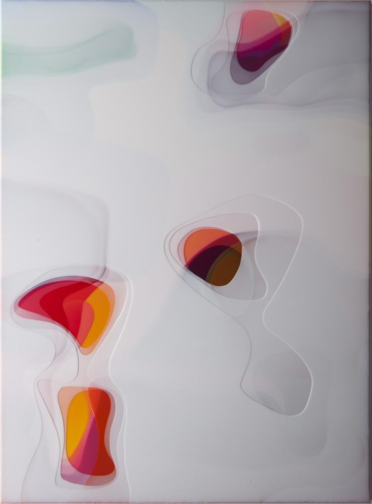 06.〈星雲|Nebula〉,2018,環氧樹脂|epoxy,150 x 110 cm|60 x 43 inches