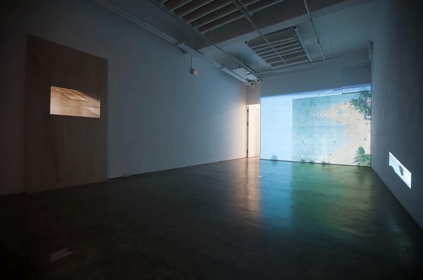 李傑 Lee Kit, 無題(平庸), 2019, Photo Credit: Crane Gallery
