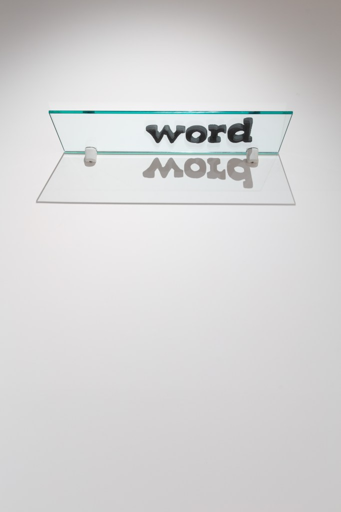Word, Installation view, Su-Mei Tse. Nested at Taipei Fine Arts Museum (TFAM). Courtesy of TFAM. g