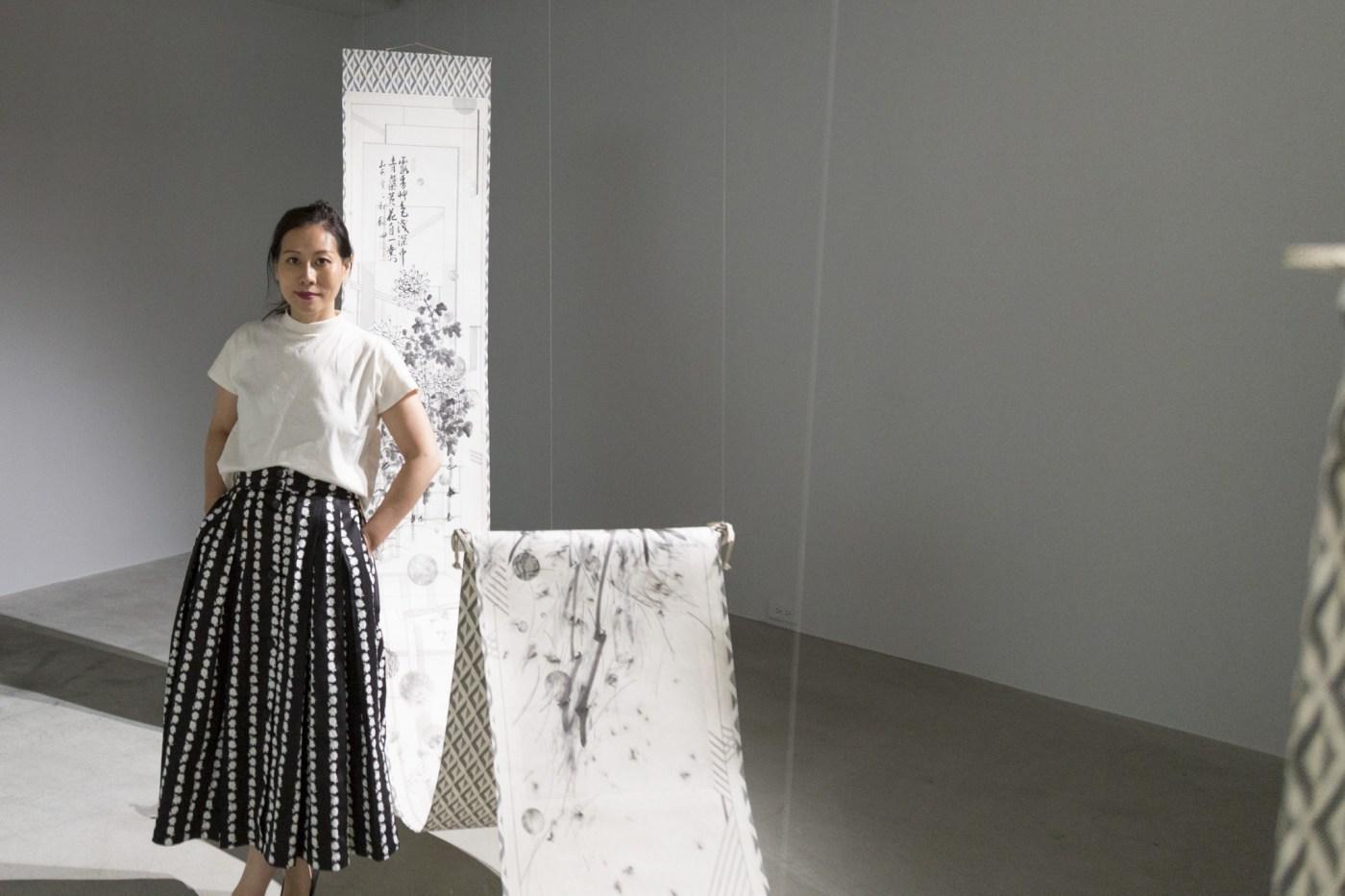 藝術家劉文瑄 圖/ 安卓藝術