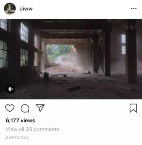 艾未未 北京 工作室 拆遷