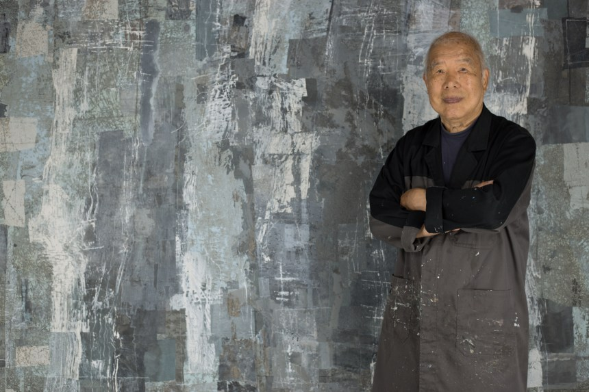 Fong Chung-Ray_Portrait  Image courtesy of ©Fong Chung-Ray and ©Vazieux Art Gallery