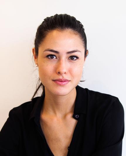 Shasha Tittmann, Director of Lehmann Maupin Hong Kong,