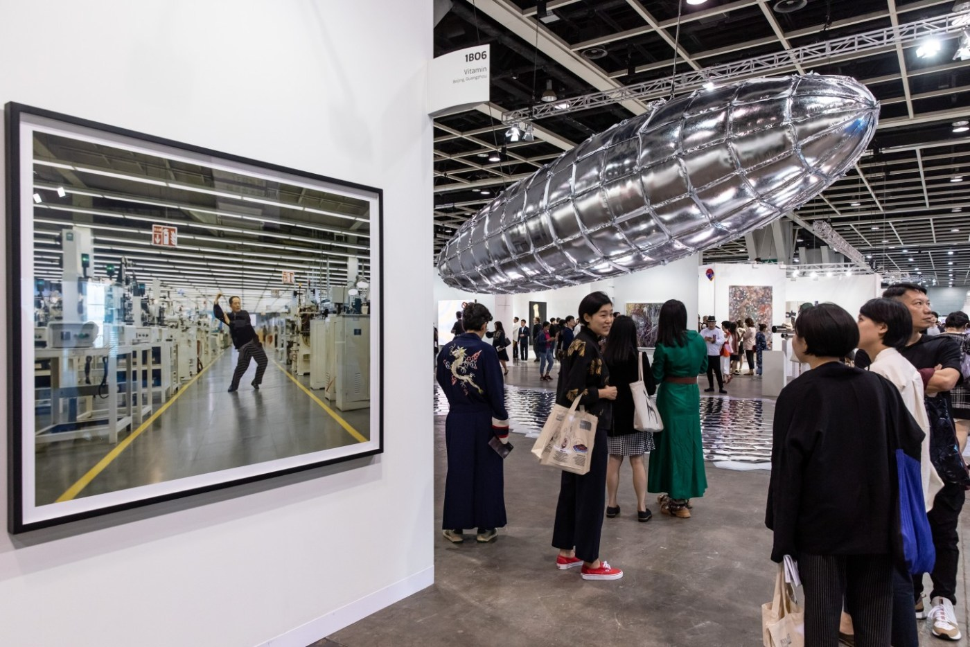 Art Basel in Hong Kong 2019 © Art Basel