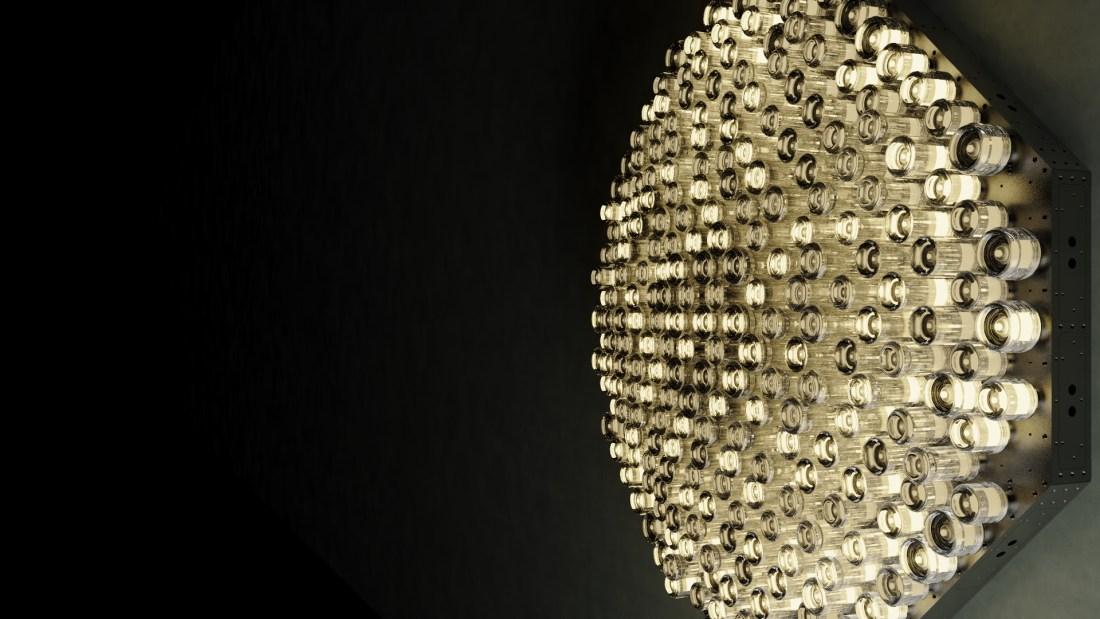 豪華朗機工 LuxuryLogico,日光域 Solar, Courtesy of Eslite Gallery