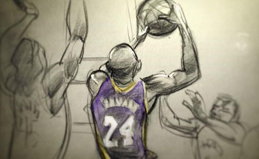 Dear Basketball-kobe bryant