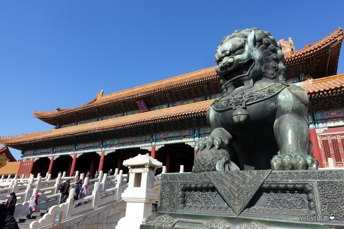 北京故宮博物院 (Palace Museum)