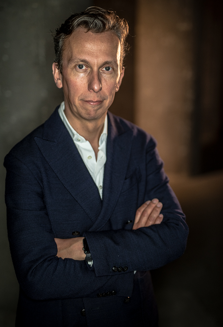 portrait Boris Vervoordt