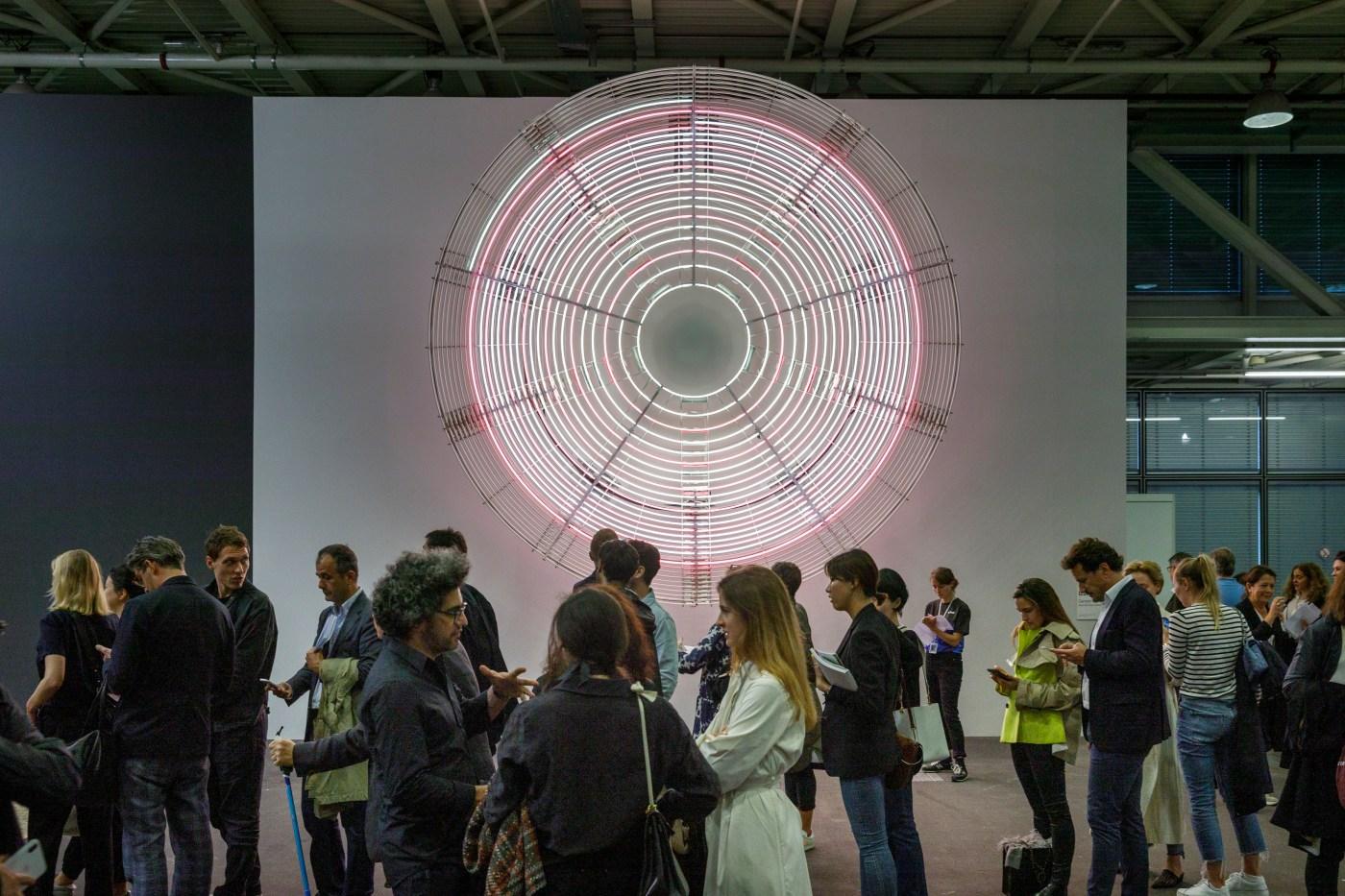 ABB19, Unlimited, Galleria Continua, Carsten Hoeller, © Art Basel