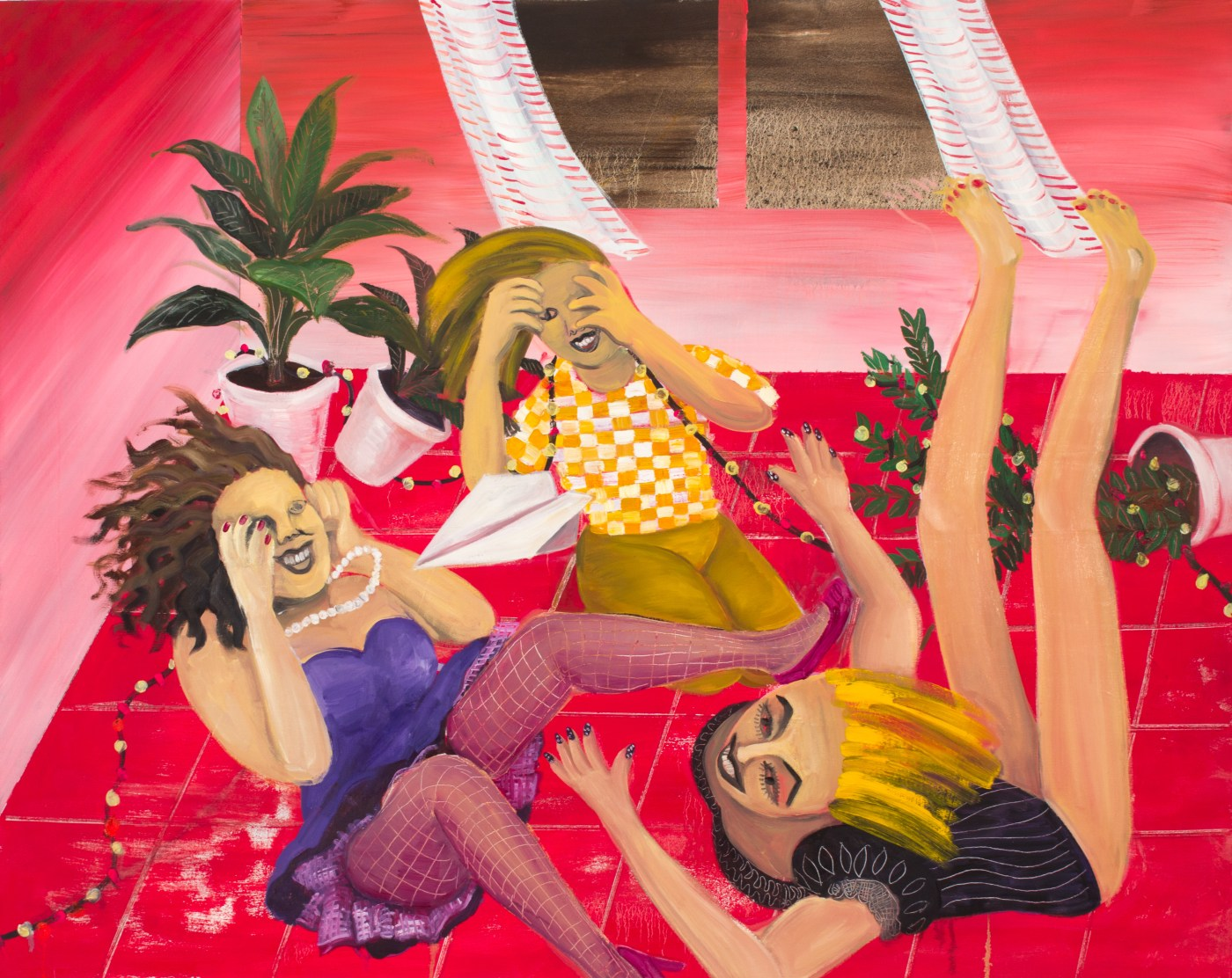 Amuse Ourselves to Death 娛樂致死, 2013, Courtesy by Double Square Gallery 双方藝廊