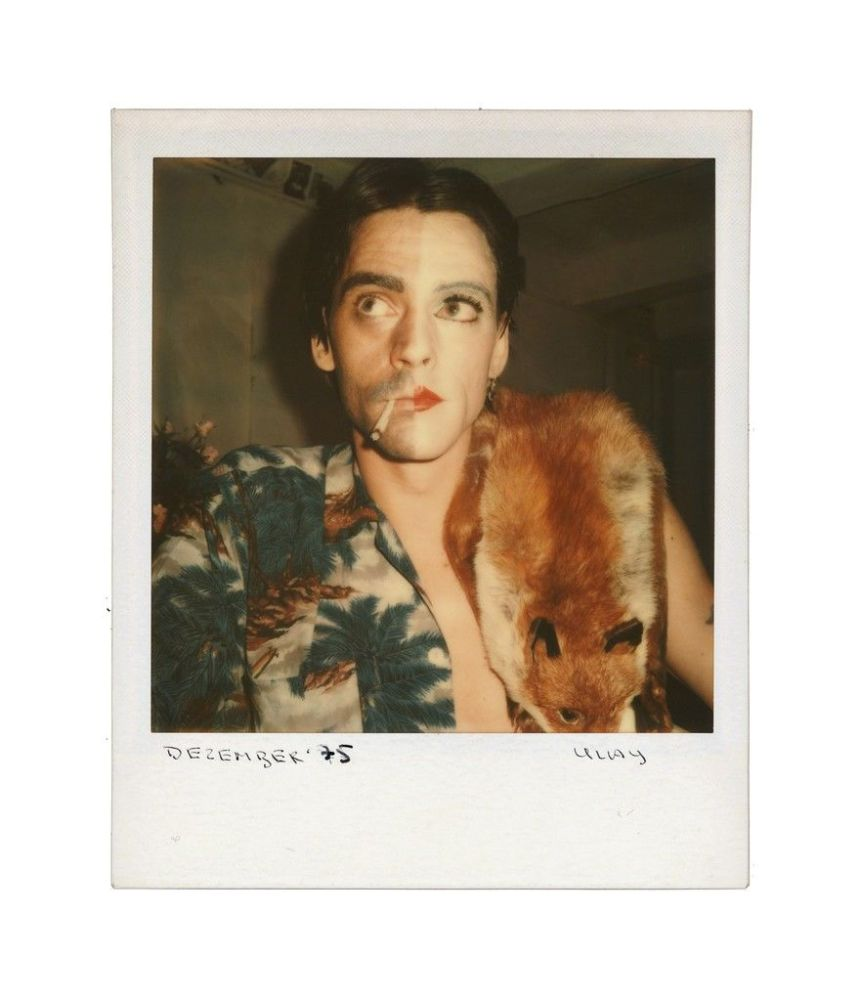 S'he, 1973 Ulay | Polaroids at Nederlands Fotomuseum, Rotterdam