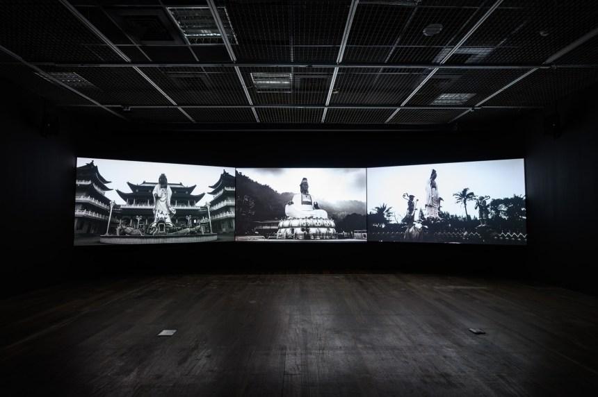 姚瑞中 YAO Jui Chung, 巨神連線 Incarnation Courtesy of 台北當代藝術館 MOCA Taipei