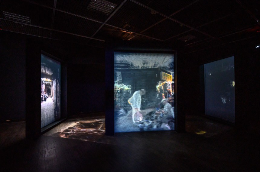 洪譽豪 Yu-Hao Hung《無以為家》Wanderland-1, Courtesy of 台北當代藝術館 MOCA Taipei