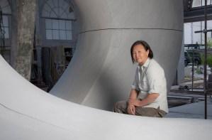 Portrait of 薩璨如(Cynthia Sah), Courtesy of artist & Double Square Gallery