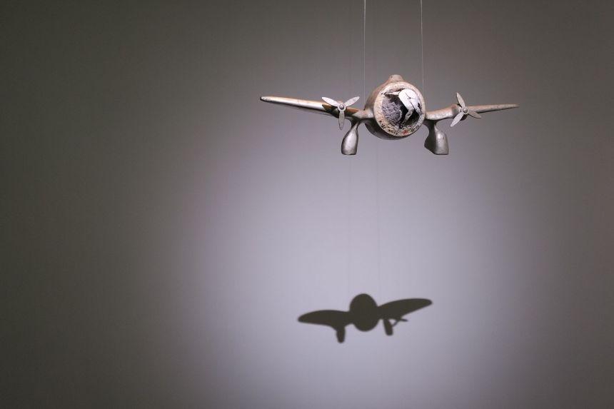 「拾到寶」李明則個展 Courtesy of Mind Set Art Center 安卓藝術