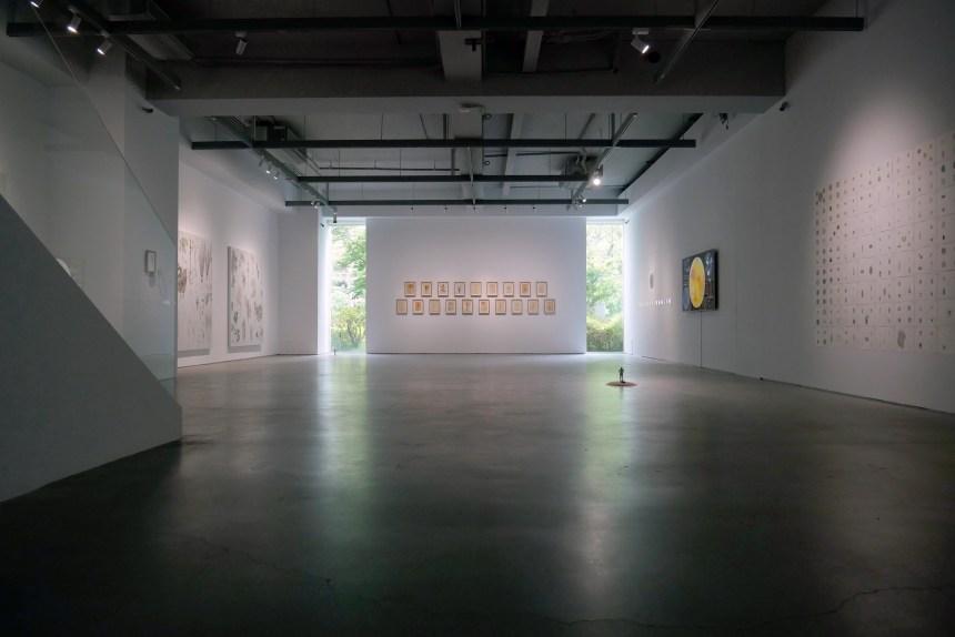 陳萬仁與胡安.薩摩拉雙個展「↻」(1F), Courtesy of 双方藝廊 Double Square Gallery