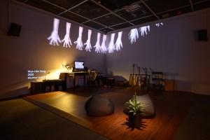 Teng Wen Hsin 牆角窸窣囈語 Murmur and Whisper, Courtesy of 台北當代藝術館 MOCA Taipei