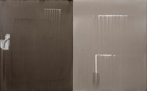 Lin Hong-Wen 林鴻文 Aether 20-7 , 2020 Acrylic color 壓克力顏料 162 x 260 cm, Courtesy of 双方藝廊 Double Square Gallery