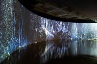 Hicham BERRADA, Présage, 2020, video installation, 10 mins 11 secs. Courtesy of the Artist and Taipei Fine Arts Museum.