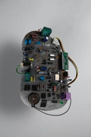 江宥儀 John Yuyi,電光火石 circuit rock , TAO ART 提供 Courtesy of TAO ART