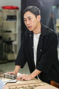 藝術家陳志建(Ken Chen)