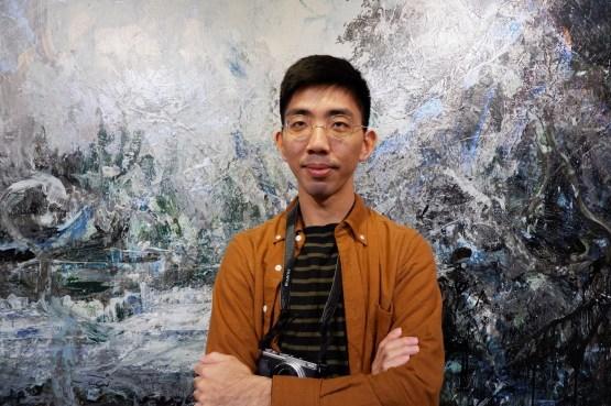 藝術家許聖泓