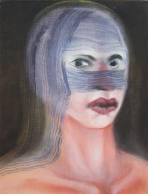 《 Miriam Cahn LEIB/BODY 米里亞姆.卡恩個展》展覽作品, Courtesy of 文心藝術基金會 Winsing Arts Foundation