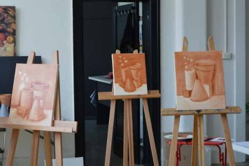 Foundation Painting Classes