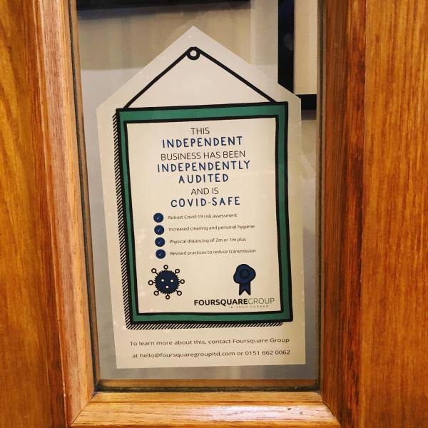Covid Safe Certificate