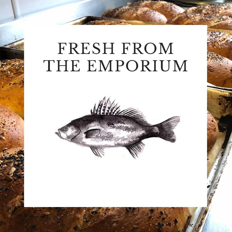Fresh from The Emporium