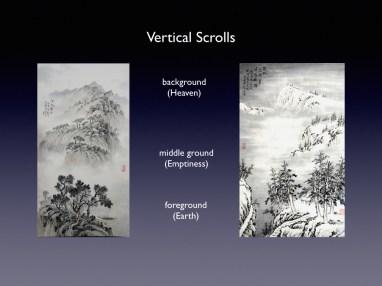 Vertical Scrolls