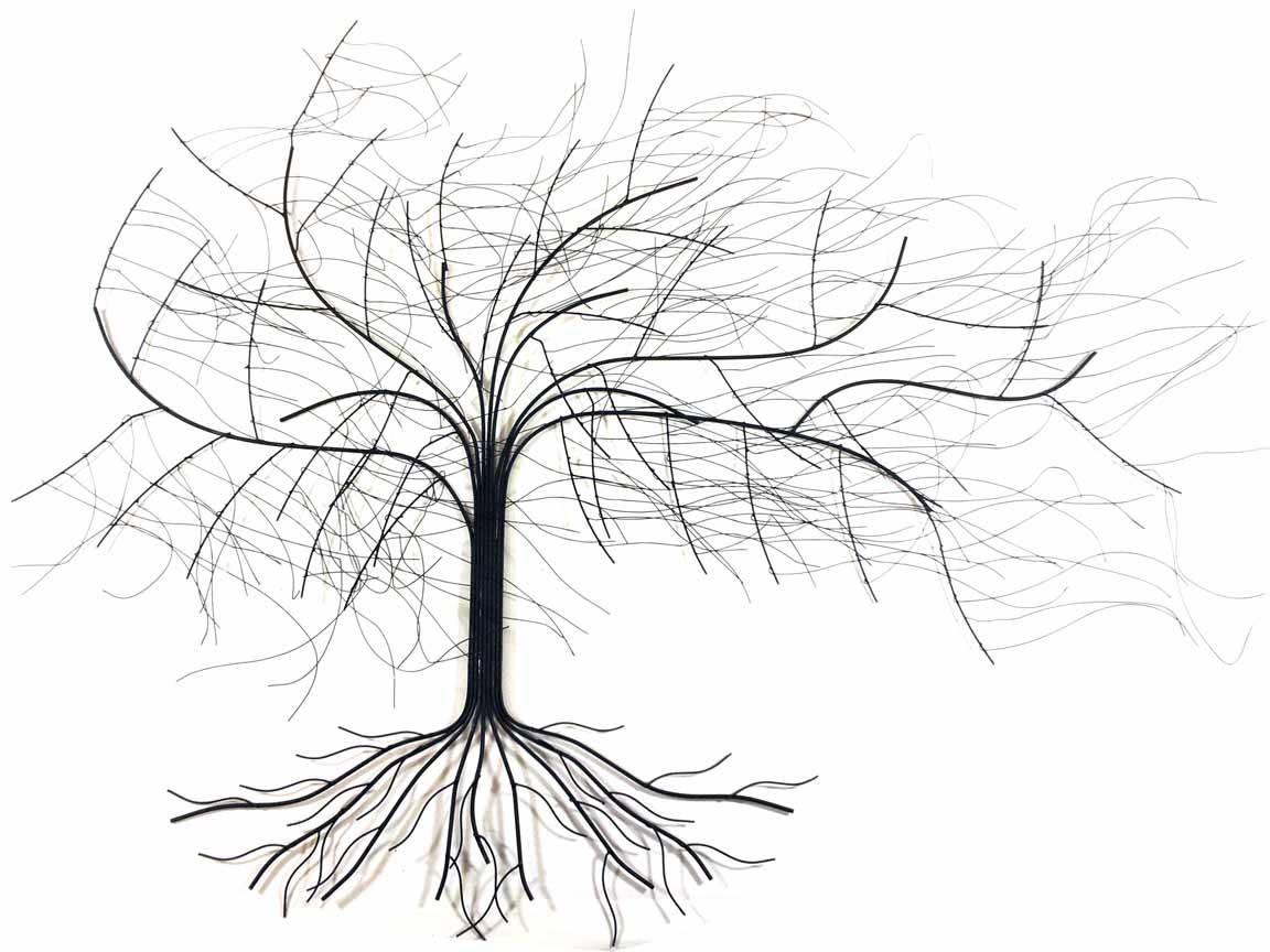 30 Best Ideas Of Oak Tree Metal Wall Art