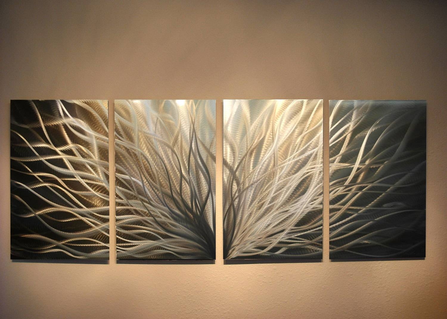 The Best Abstract Metal Wall Art