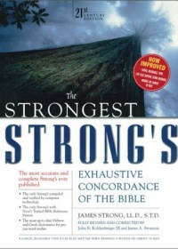 Strong's Exhaustive Bible Concordance