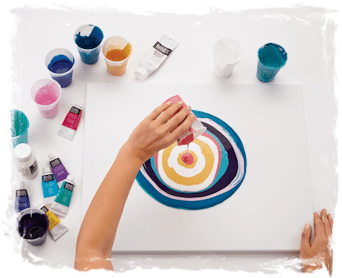 Create the life that you love with simple painting projects