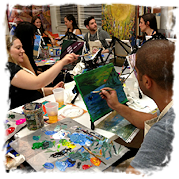 1 NIGHT BYOB PAINTING CLASS PARTY