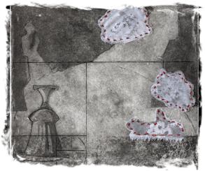 Artwork of Kristy Castellano - An art studio coordinator New York City (NYC)