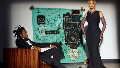 Пропавшая на 25 лет картина Баския всплыла в рекламной кампании