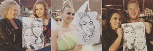 Caricaturist For Parties TheArtyOne Caricatures