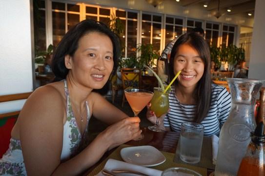 Mocktails with Mum
