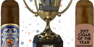 Announcing Our 2017 Cigar of the Year