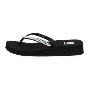 yellow-box-jello-black-womens-sandals
