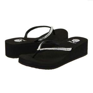 yellow-box-custard-black-womens-sandal