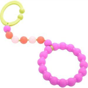 chewbeads-gramercy-pink-stroller-toy